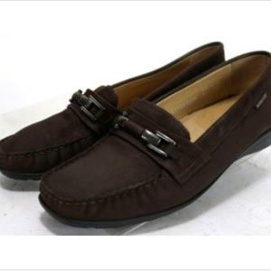 Mephisto Women's Cool Air  Loafers Size 9 Leather